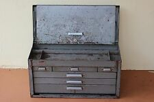 Vintage Kennedy Kits Machinist Tool Box Refurbished