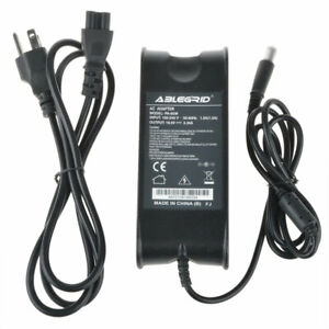 65W AC-DC Adapter Charger For Dell Inspiron 1525 1526 PA-12 Power Supply Cord