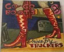 """DRIVE BY TRUCKERS """"GO-GO BOOTS"""" CD DIGIPACK ATCO Records – 945.A810.022"""