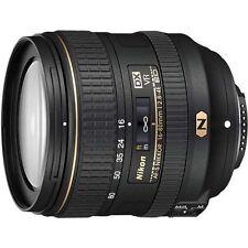 Nikon Af-s DX Nikkor 16 - 80 Mm F/2.8-4e Ed VR Lens
