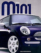 New Cooper Mini by Graham Robson Haynes Publishing  Hardcover