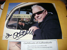 Eric Burdon Signed The Animals Autograph COA Proof  A