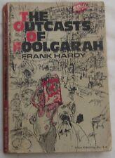 FRANK HARDY - THE OUTCASTS OF FOOLGARAH- 1st EDITION - ALLARA 1971