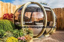 Oval House Garden Pod Building