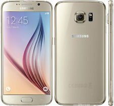 "5.1"" Unlocked Samsung Galaxy S6 G920V 4G LTE 32GB 3GB RAM GPS NFC Smartphone"