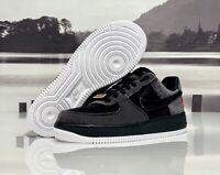Nike Air Force1 '07 QS Black Velvet Rose AF1 AH8462-003 Size Men's 5 / Wmns 6.5