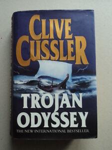 Trojan Odyssey by Clive Cussler (Hardback, 2003)