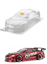 Clear Body HPI17524 - VERTEX RIDGE TOYOTA SOARER BODY (200mm) For RC Car
