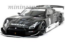 AUTOart 81041 NISSAN GT-R GT500 STEALTH MODEL GRAN TURISMO GT5 1/18 BLACK