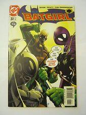 November 2002 DC Comics Batgirl #32 <NM> (JB-46)
