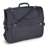 Kenley Luggage Travel Suit Dress Garment Bag Case Carrier 4-Piece Suitbag Suiter