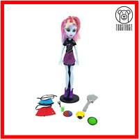 Monster High Abbey Bominable Double The Recipe Classroom Doll Mattel Retired