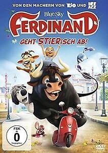 Ferdinand: Geht STIERisch ab! von Carlos Saldanha | DVD | Zustand gut