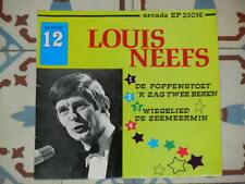 """LOUIS NEEFS - De Poppenstoet/'k Zag Twee Beren 7"""" EP BELGIE P/S 1968"""