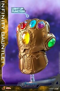 Hot Toys Mini Model Infinity Gauntlet Cosbaby Avengers COSB571 Collection