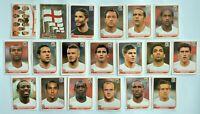 Panini WM 2010 England Mannschaft Team Complete Set World Cup WC 10
