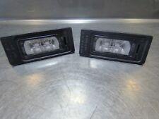 Audi A1 8X 1 PAAR original Audi LED Kennzeichenleuchte 4G0943021 _ 4G0 943 021