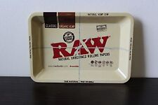 """RAW """"MINI"""" TRAY Vintage Style Metal Small Rolling Tray 7x5~Fast Free Shipping"""