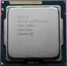 Intel Core i5-3475S 2.9GHz LGA 1155 SR0PP 6MB Cache 5GT/s TDP 65W CPU Tested