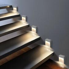 6 LED Wireless PIR Auto Motion Sensor Infrared Night Light Cabinet Stair Lamp US