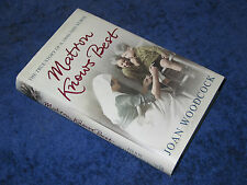 MATRON KNOWS BEST the true story of a 1960s NHS nurse, Joan Woodcock HB 1st 2011