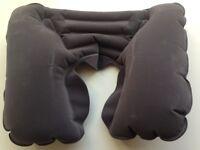 Nackenkissen Reisekissen Nackenhörnchen Aufblasbares Kissen Aufblasbar