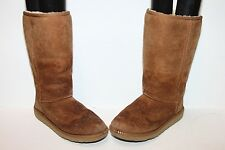 UGG Kids' Classic Tall Boot  (5229) - Size 4 Chestnut Brown