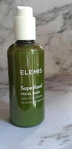 Elemis Superfood Facial Wash 200 ml  BNWOB
