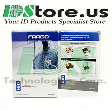 Fargo 45000 YMCKO Color Ribbon - 250 prints for DTC1000 DTC1250e *Free Shipping*