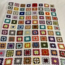 Crochet blanket Hand made by me