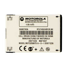 Oem Motorola Snn5783B Replacement Cell Phone Battery for Q9h C290 Deluxe Ic902