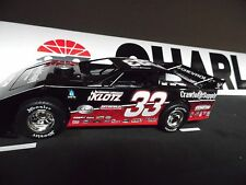 CLINT BOYER #33 1/24 ADC DIRT LATE MODEL ,VERY SHARP! 1 OF 300  #DW211M518
