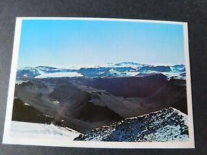 "ANTARCTICA  - ITALY "" ALTA VALLE DI VRIGHT  Postcard "" New"