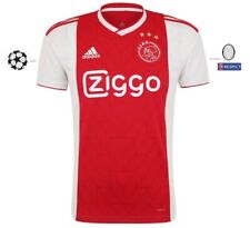 Trikot Adidas Ajax Amsterdam 2018-2019 Home UCL [128-XXL] Champions League Badge