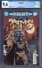 Batman and the Outsiders #1 (DC Comics, 2019) CGC 9.6