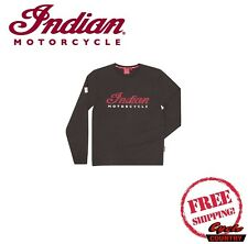 Indian motorcycless II-graphique coton T shirt short /& manche longue