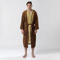 Star Wars Jedi Tunic Mens Fleece Robe with Hood