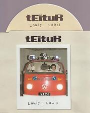TEITUR - louis louis  - 3 track CD