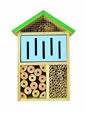 4 Chamber Insect Hotel Butterfly House Masson Bee House Lady Bug Easy Clean