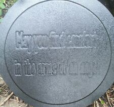 """Religious plaque concrete plaster plastic mold """"May you find comfort in the"""""""