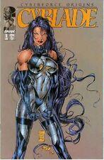 Cyberforce Origins: Cyblade # 1 (Joe Benitez, one-shot) (USA, 1995)