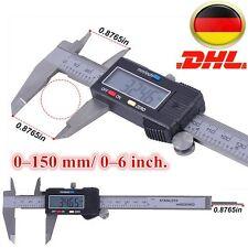 Digital Messschieber Schieblehre Digital Schublehre Schiebelehre Werkzeug BW