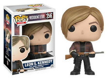 Pop! Games: Resident Evil - Leon S. Kennedy FUNKO #156
