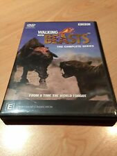 Walking With Beasts - Complete BBC Series [2001] [DVD], Aus Region 4, Free Post