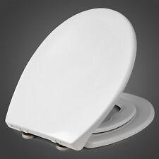 WOLTU Copriwater Sedile WC Universale per Bambini e Adulti Tavoletta Soft Close
