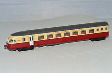 N Scale KATO Add-On Car for K11405 Trans Europ Express TEE Red & Cream End Car
