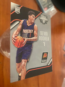 2015-16 Totally Certified Devin Booker RC 📈
