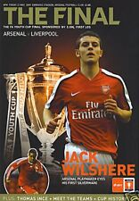 * 2009 FA YOUTH CUP FINAL 1st Leg - ARSENAL v LIVERPOOL *