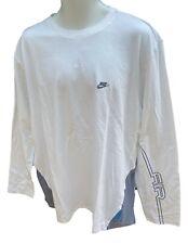 Nike Sportswear NSW Aw77 Athletics West Cotton Hoodie Grey M