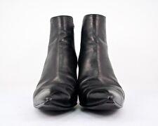 Michael Kors Women's Size 8 Black Leather Chelsea Boots **Narrow Fit**